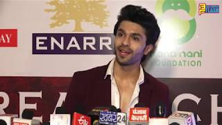 NAAGIN 4 Serial Actor Kunal Singh Special Award At Dream Achievers Awards 2020
