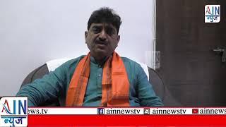 मनपामध्ये भारतीय जनता पार्टीचा झेंडा फडकेल - शहर जिल्हाध्यक्ष संजय केनेकर.
