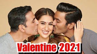 Akshay Kumar's Next Atrangi Re Movie To Release On Valentines day Day 2021