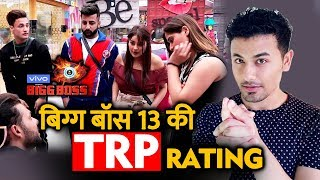 Latest TRP Ratings | Bigg Boss 13 Ranking? | BB 13 Latest Video