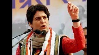 Jamia firing: Do you stand with violence or non-violence, Priyanka asks Modi