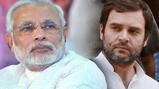 वायनाड में राहुल गांधी बोले - नरेंद्र मोदी और गोडसे की सोच एक जैसी