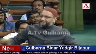 15 February Ko AIMIM Ki Janib Se CAA Ke Khilaf Jalsa e Aam Ka ineqaad A.Tv News 30-1-2020