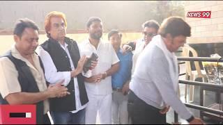 #Gunjan Singh की  फिल्म #Ram #Nagina का हुआ मूहुर्त क्या बोले #कुणाल सिंह #अली खान