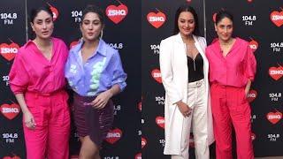 Kareena Kapoor Sara Ali Khan & Sonakshi SInha Spotted   News Remind