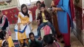 Jodiya | Nutrition Campaign 3-5 was celebrated| ABTAK MEDIA
