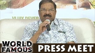 Producer KS Rama Rao Press Meet on World Famous Lover Movie | Vijay Devarakonda | Bhavani HD Movies