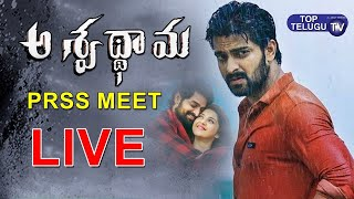 Ashwathama Movie Press Meet Live | Nagashourya | Mehreen | Ashwathama Movie Public Talk