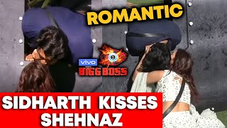 Bigg Boss 13   Sidharth Shukla And Shehnaz Gill ROMANTIC Moment   SidNaz   BB 13 Video