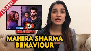Shefali Bagga Reaction On Mahira Sharma Irritating Behaviour | Bigg Boss 13