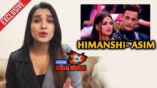Exclusive: Shefali Bagga Reaction On Himanshi Khurana And Asim | Bigg Boss 13 Video