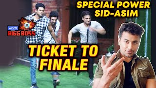 Bigg Boss 13 | Ticket To Finale Task | Elite Members Sid And Asim To Get Power | BB 13 Latest Video