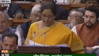 Rs 85,000 crore has been allotted to SCs/OBCs and Rs 53,700 crores to STs for 2020-21: FM Sitharaman