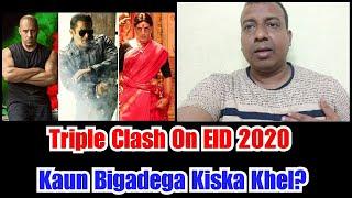 Radhe Vs Laxmmi B@@b Vs Fast And Furious 9 Clash, Kaun Bigadega Kiska Khel?