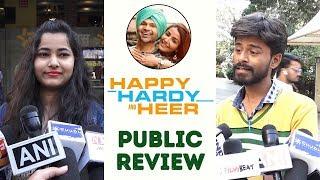Himesh Reshammiya's Happy Hardy And Heer PUBLIC REVIEW | Happy Hardy And Heer Review
