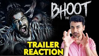 Bhoot: The Haunted Ship Trailer Reaction| Review | Vicky Kaushal, Bhumi Pednekar