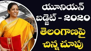 Union Budget 2020 Highlights in Telugu | Lok Sabha | India Budget 2020