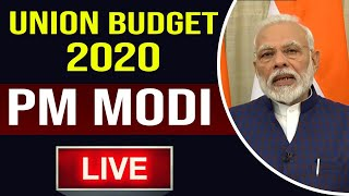 PM Modi LIVE | Union Budget 2020-21 | Inda Budget 2020 | Top Telugu TV