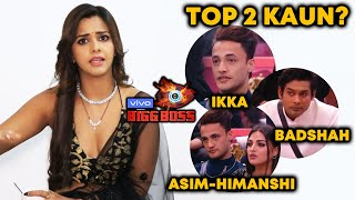 Exclusive: Dalljiet Kaur Reaction On Sidharth BADSHAH, Asim IKKA And Asim-Himanshi | Bigg Boss 13