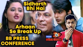 Bigg Boss 13 | Rashmi Desai BREAK UP With Arhaan In Front Of Media | BB 13 Episode Preview