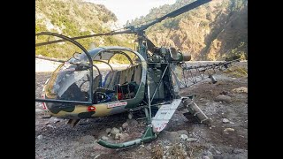 J-K: Army chopper crashes near Reasi district, pilots safe