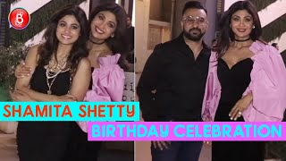 Shilpa Shetty, Raj Kundra Make Shamita Shetty's Birthday Bash A Night To Remember