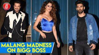 Disha Patani, Aditya Roy Kapur, Anil Kapoor Spread The Malang Madness On Bigg Boss | Salman Khan