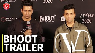 Bhoot: The Haunted Ship | OFFICIAL TRAILER LAUNCH |Vicky Kaushal |Bhumi Pednekar |Bhanu Pratap Singh