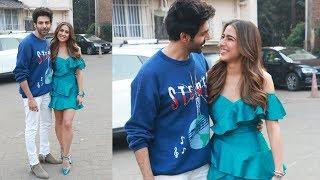 Love Aaj Kal | Kartik Aryan And Sara Ali Khan Shoots For Pro Music Countdown