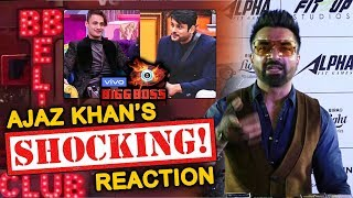 Bigg Boss 13 | Ajaz Khan Shocking Reaction On Sidharth And Asim Fans | BB 13