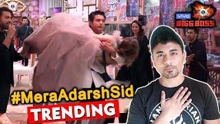 Bigg Boss 13 | Sidharth Shukla Fans Trend #MeraAdarshSid | BB 13