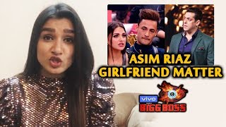 Exclusive: Shefali Bagga Reaction On Asim Riaz Girlfriend Controversy | Bigg Boss 13