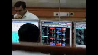 Sensex vaults 917 points, Nifty ends near 12,000; Titan jumps 7%