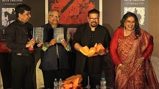 Kala Ghoda Arts Festival Celebrations 2020 | Usha Uthup Biography Launch Video | Kala Ghoda Festival