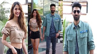 Disha Patani & Aditya Roy Kapoor Promoting Film Malang | News Remind