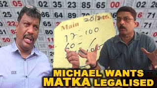 Is Michael Lobo Encouraging Our Youth To Play Matka? Panjikar Slams Lobo