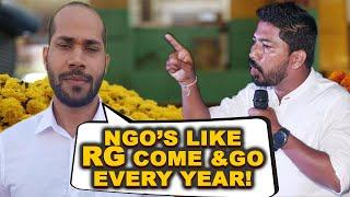 NGO Like Revolutionary Goans Come And Go Every Year: Joshua