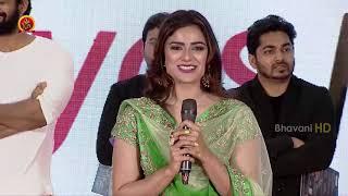Priyanka Sharma Speech | Savaari Movie Pre Release Event | Nandu | Priyanka Sharma