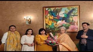 वहीदा रहमान को किशोर कुमार सम्मान मुंबई में दिए जाने से किशोर प्रेमी नाराज़
