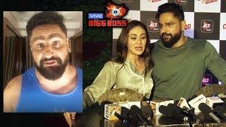 Bigg Bogg 13 | Shefali Zariwala With Parag Tyagi Talks On Parag's VIDEO For Asim | BB 13 Video