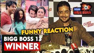 Bigg Boss 13   Hindustani Bhau HILARIOUS Reaction On WINNER   BB 13 Latest Video