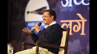 BJP is fighting elections purely on Shaheen Bagh: Arvind Kejriwal