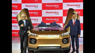 Auto Expo 2020: Mahindra Funster electric concept SUV revealed
