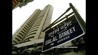 Sensex surges 353 points, Nifty ends near 12,100; Tata Steel jumps 5%
