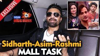 Exclusive : Ajaz Khan Reaction On MALL TASK | Sidharth, Asim, Rashmi | Bigg Boss 13