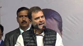 मोदी जी हिंदुस्तान की एकता को नष्ट कर रहे हैं: राहुल गांधी