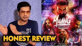 Malang Movie REVIEW | FULL MOVIE | Aditya Roy Kapur, Disha Patani | By RJ Divya Solgama