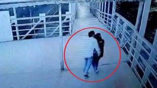 लड़कियों को kiss करके भाग जाता था लड़का का वीडियो वायरल हो रहा है पुलिस ने . NEWS INDIA