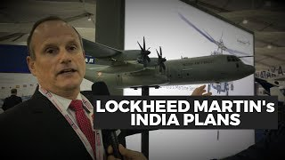 The Lockheed C-130J advantage: 'Made in India' empennage delivered globally | Defence Expo 2020