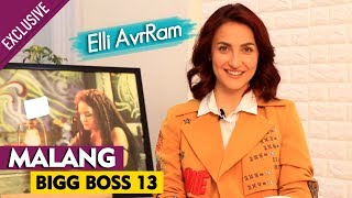 Elli AvrRam Exclusive Interview | Malang Success | RJ G9 Divya Solgama